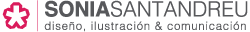 Sonia Santandreu | Diseño, ilustración & comunicación Logo